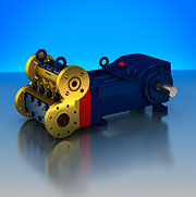 T100 HydraCell Pump Gear Pumps