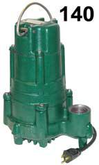 Zoellar Cast Iron Pumps