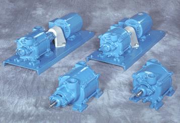 140 - 180  Series Regenerative MTH Gear Pumps